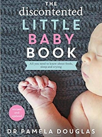 discontented baby book