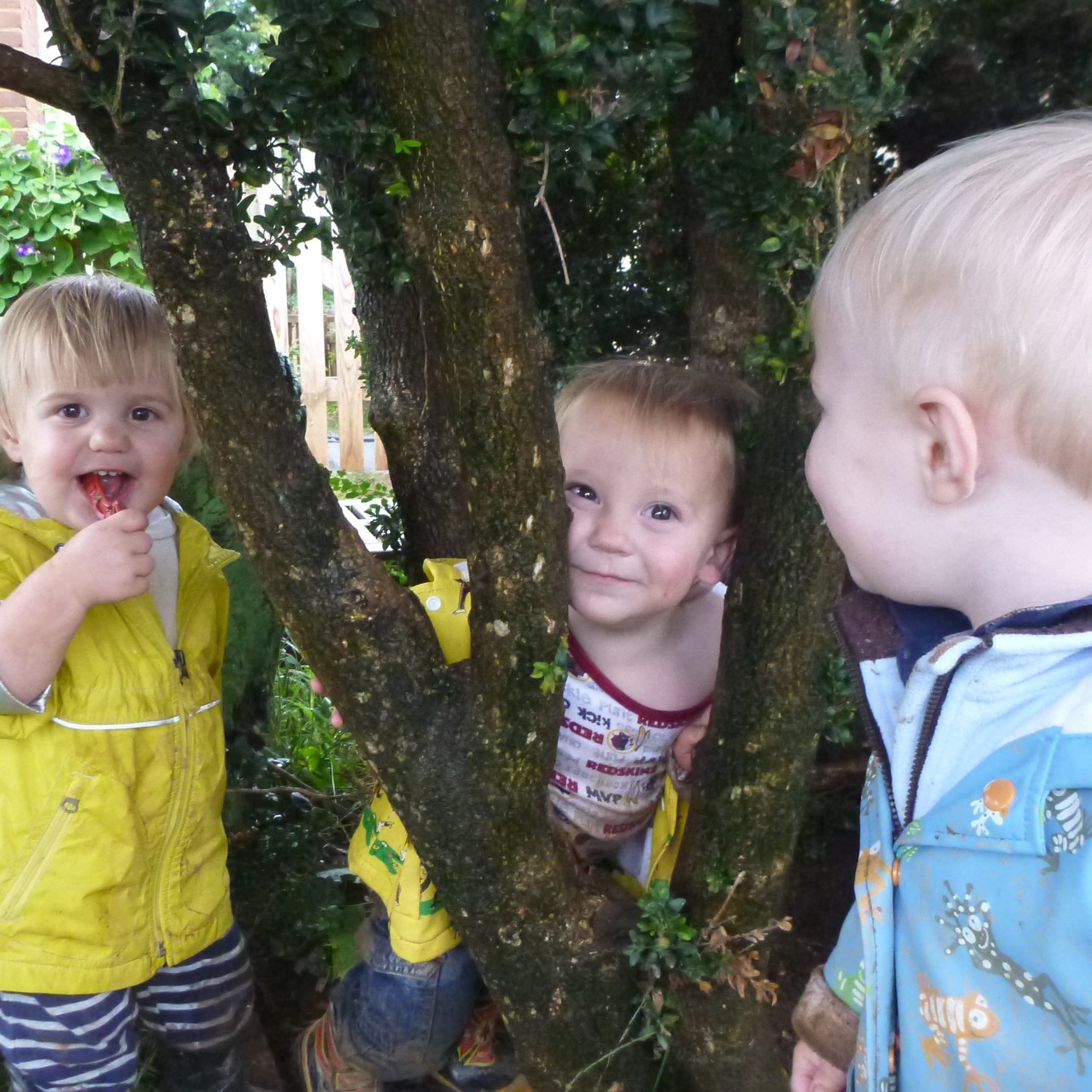 sq-how much time at school - social toddlers in reggio inspired preschool